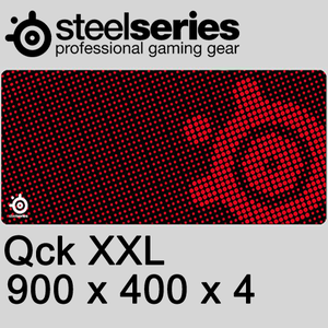 Qck XXL BLACK&RED